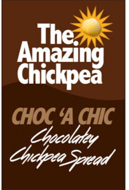 The Amazing Chickpea - Chocolate