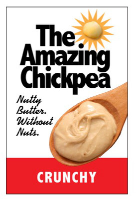 The Amazing Chickpea Crunchy