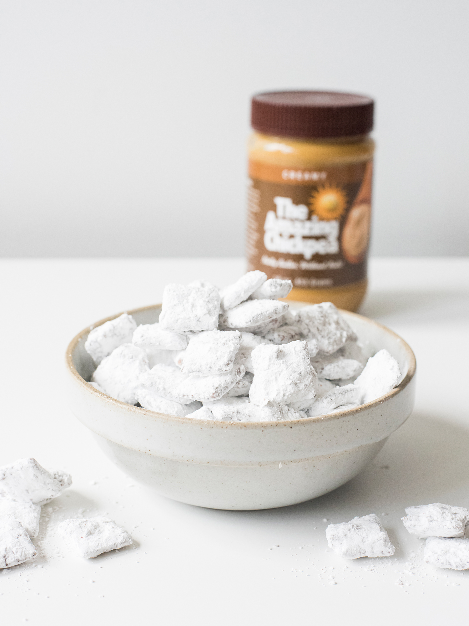 The Amazing Chickpea Puppy Chow