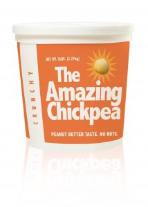 The Amazing Chickpea Crunchy Tub