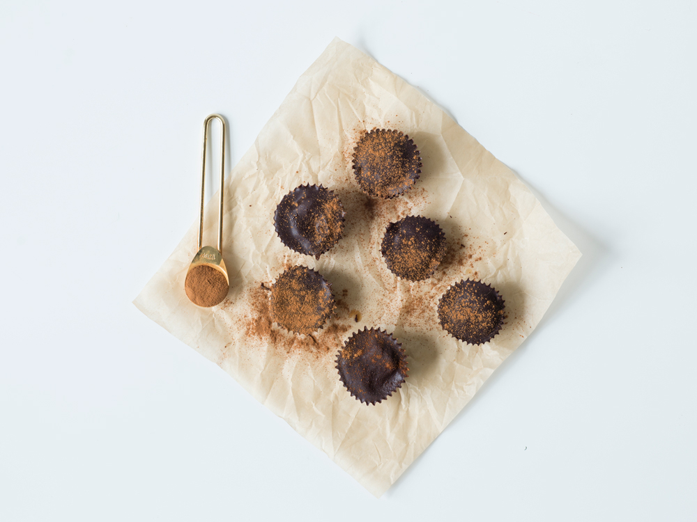 Maple Butter Cups