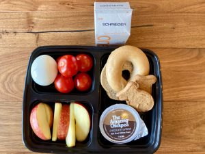 Chocolate Chickpea Butter Grab-and-Go Box: K-8
